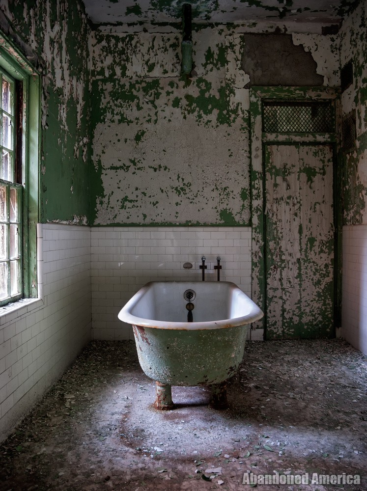 'the way of the future', Taunton State Hospital (Taunton, MA) | Abandoned America