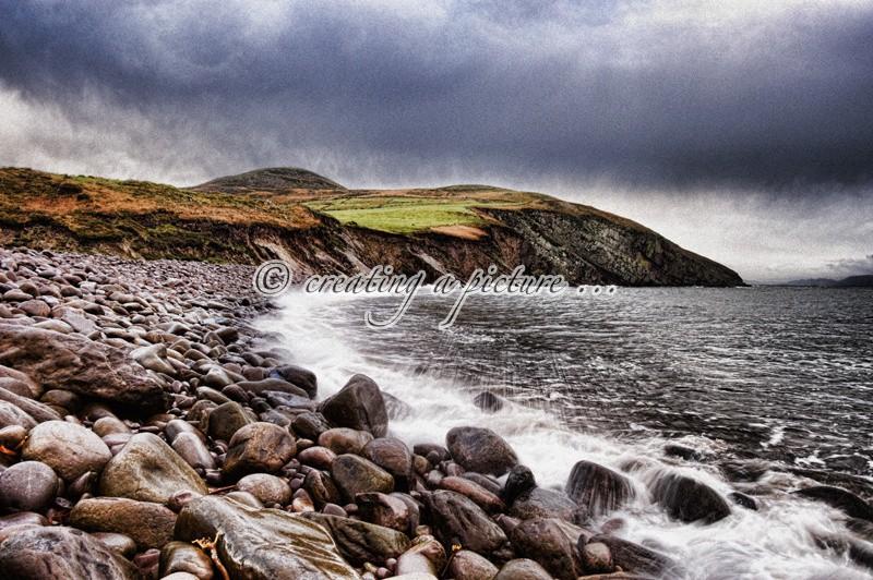 Minard Rocks - Seascapes