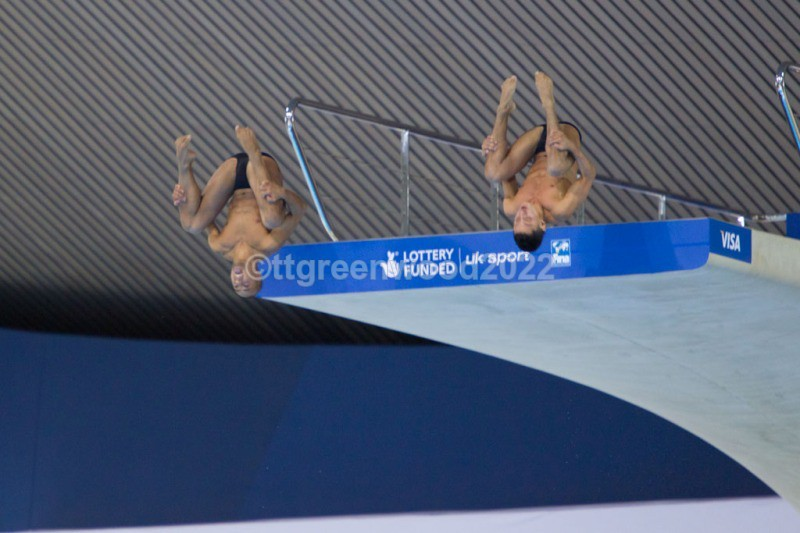 WCD-127 - World Cup Diving