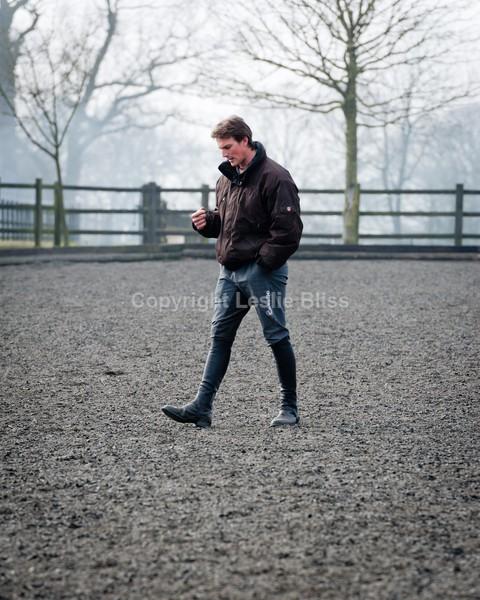 Michael Eilberg - Dressage Rider Portraits