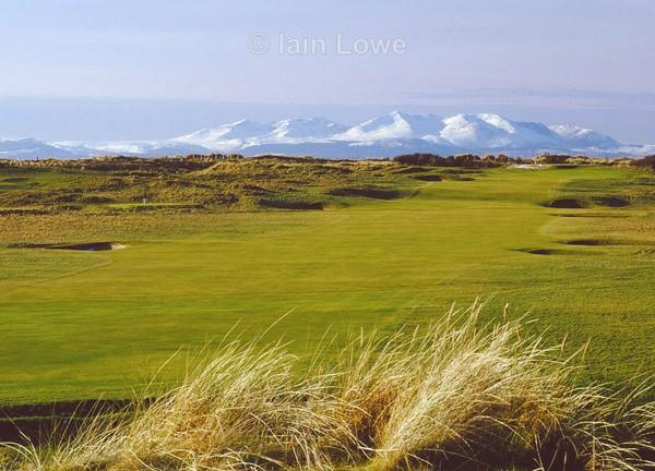 Prestwick 10th Hole - Prestwick Golf Links