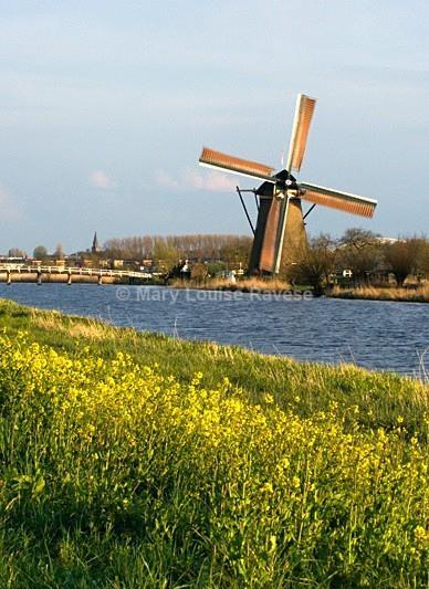 Windmill Breeze - Travel