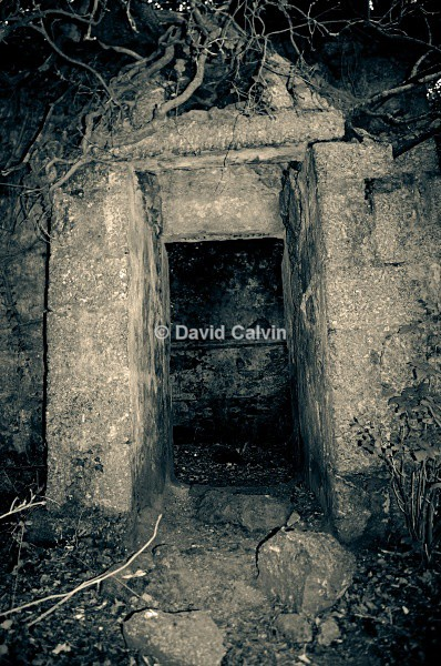Stone Doorway - Dereliction