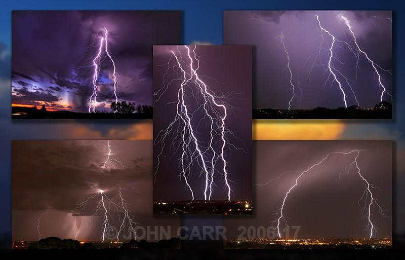 Lightning Montage-1 - MONTAGES