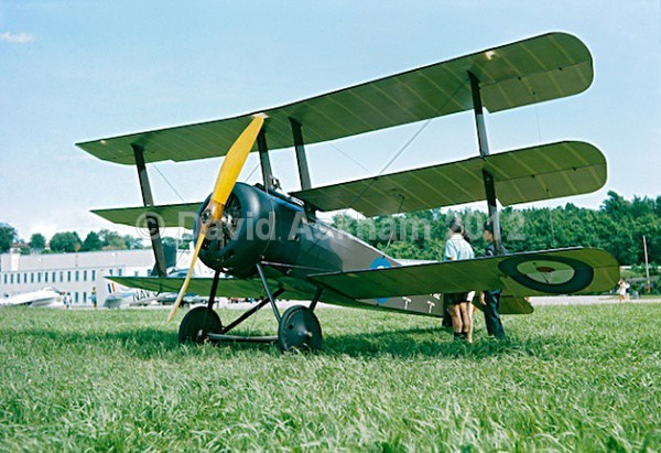 Sopwith Snipe - Aircraft
