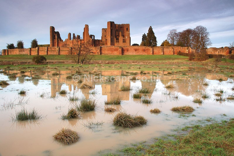 Kenilworth Castle Moat | Warwickshire Historic Landscape Photography