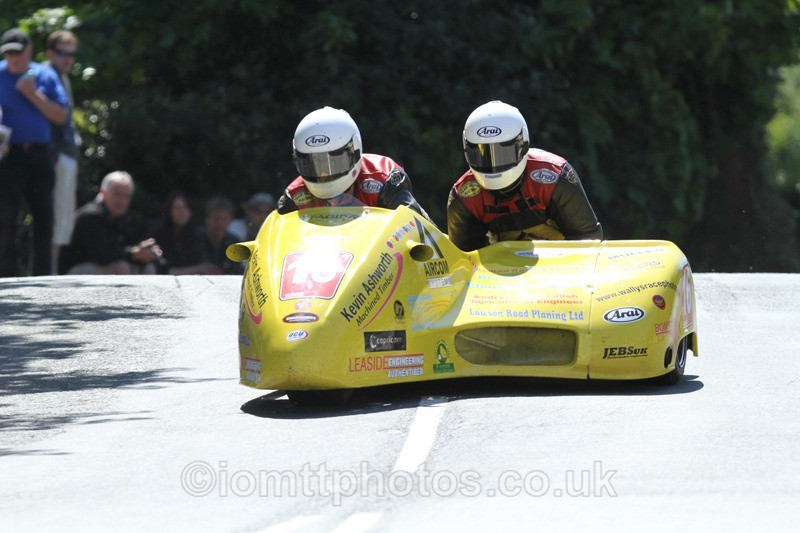 IMG_2363 - Sidecar Race 2 - TT 2013