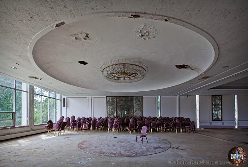The Fallside Hotel, Niagara Falls NY    Abandoned America