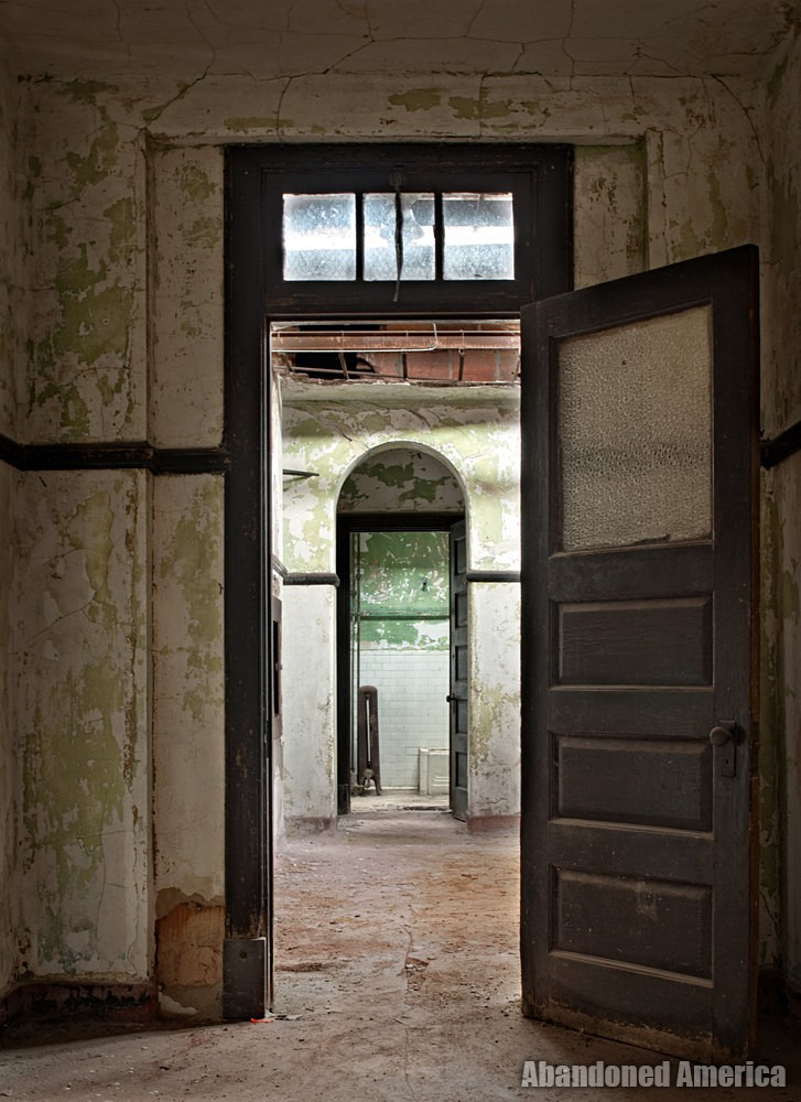 - Ellis Island Communicable Disease Hospital