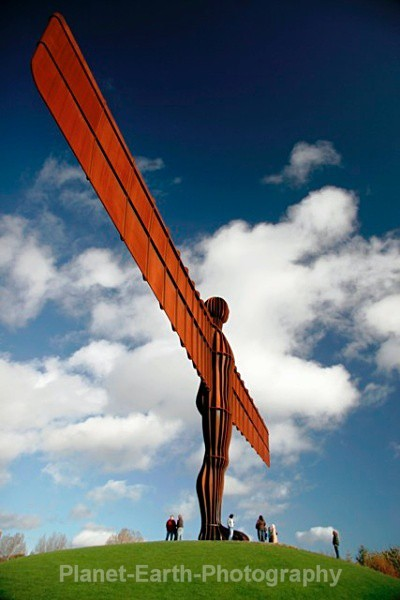 Angel Of The North 1 - Buildings / Structures