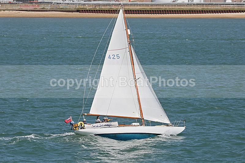 160815 SEA SCAMP Y92A3743 - Sailboats - monohull