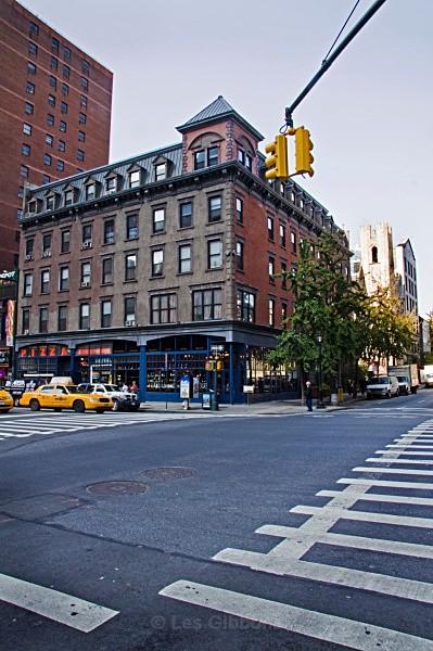 five story original style housing - New York
