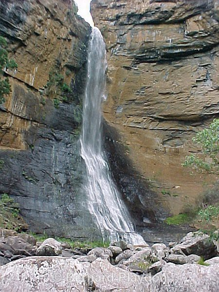 Waterfall 2 - Glen Avon Falls
