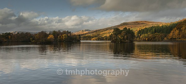 Loch Katrine. - Landscape