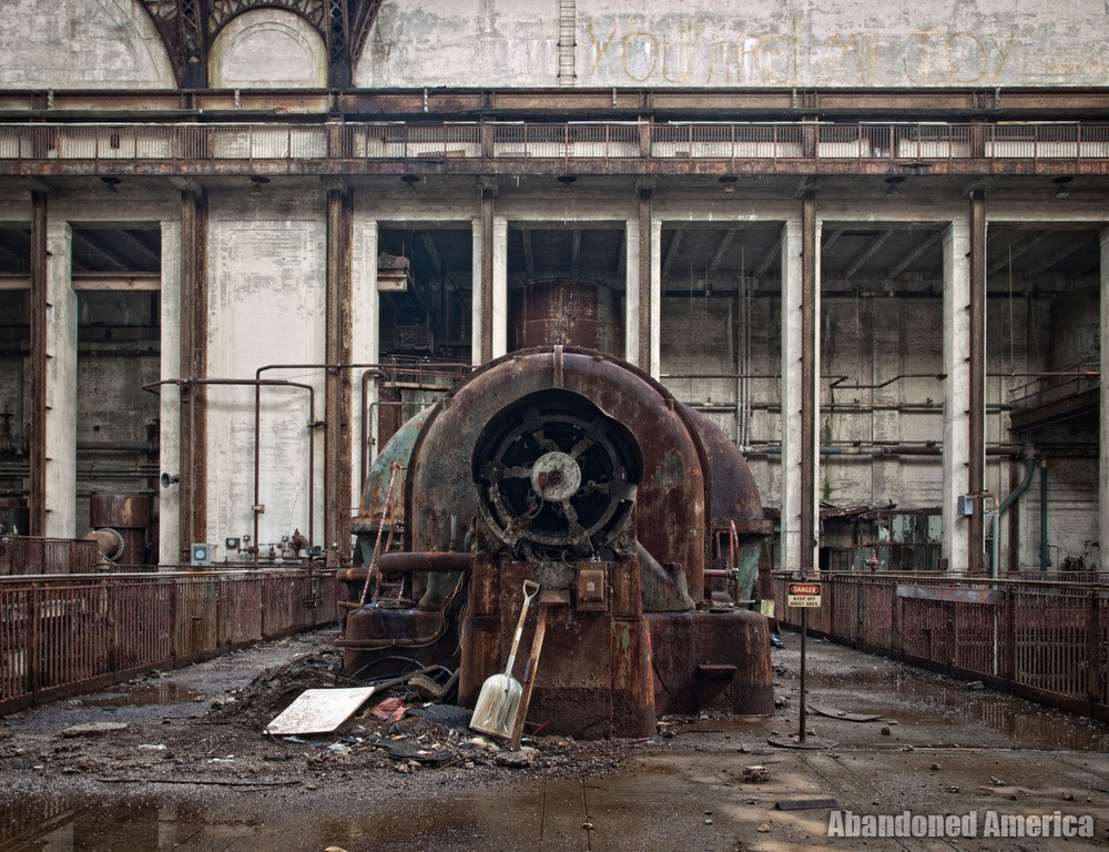 a symbol for the century - Portside Power Plant*