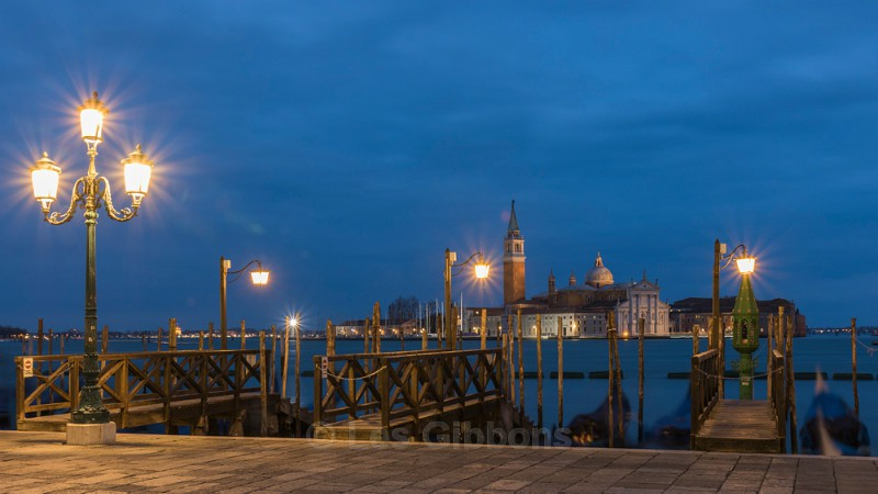 Waterfront lamps - Venice