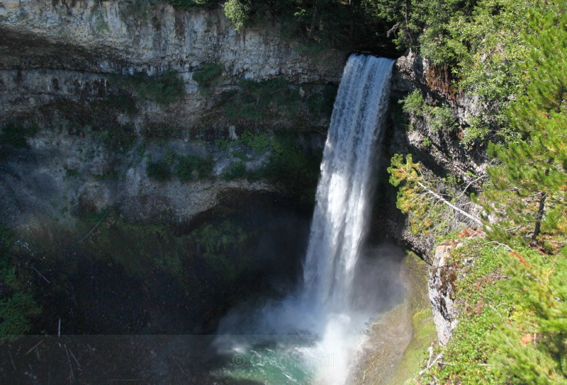 Brandywine Falls - BC and the Rockies,Canada