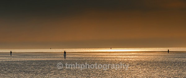 Gormley's at Sunset - Low Light Photography