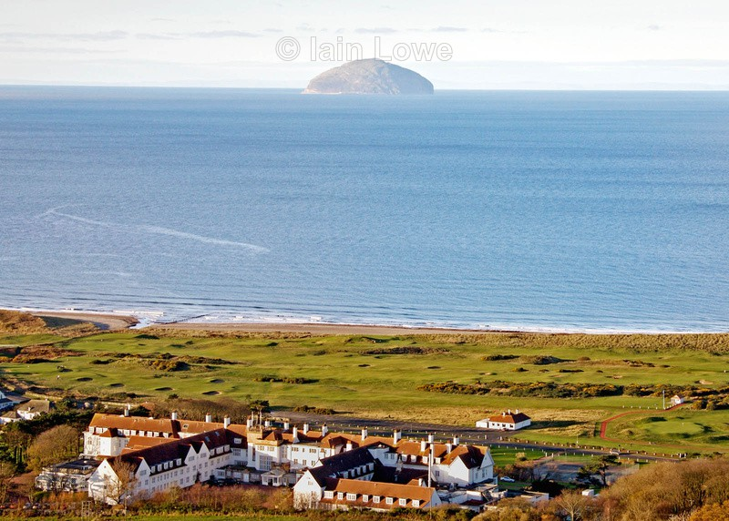 Turnberry - Scottish Links Aerial Images