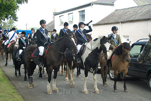 34 - Sanquhar Riding of the Marches 2010