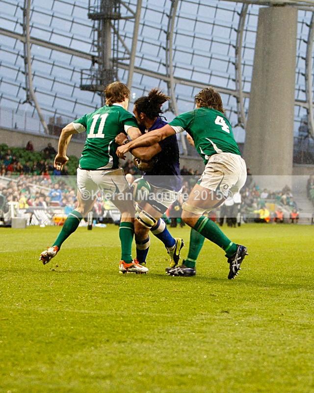 _I2H5996 - Ireland v Samoa - Guinness Series - Aviva Stadium - Dublin - 13/11/2010 Ireland 20 v 10 Samoa
