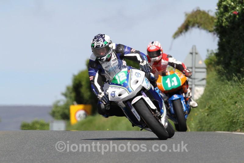 Dean Harrison Kawasaki / RC Express racing by MSS Perfor - Bikenation Lightweight TT