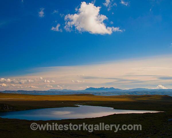 Landscape and Light at Achiltibuie - Scottish Highlands