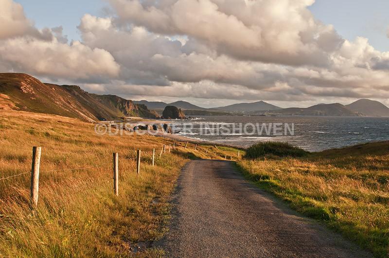 Stookanillar and Wee Stook - Inishowen peninsula