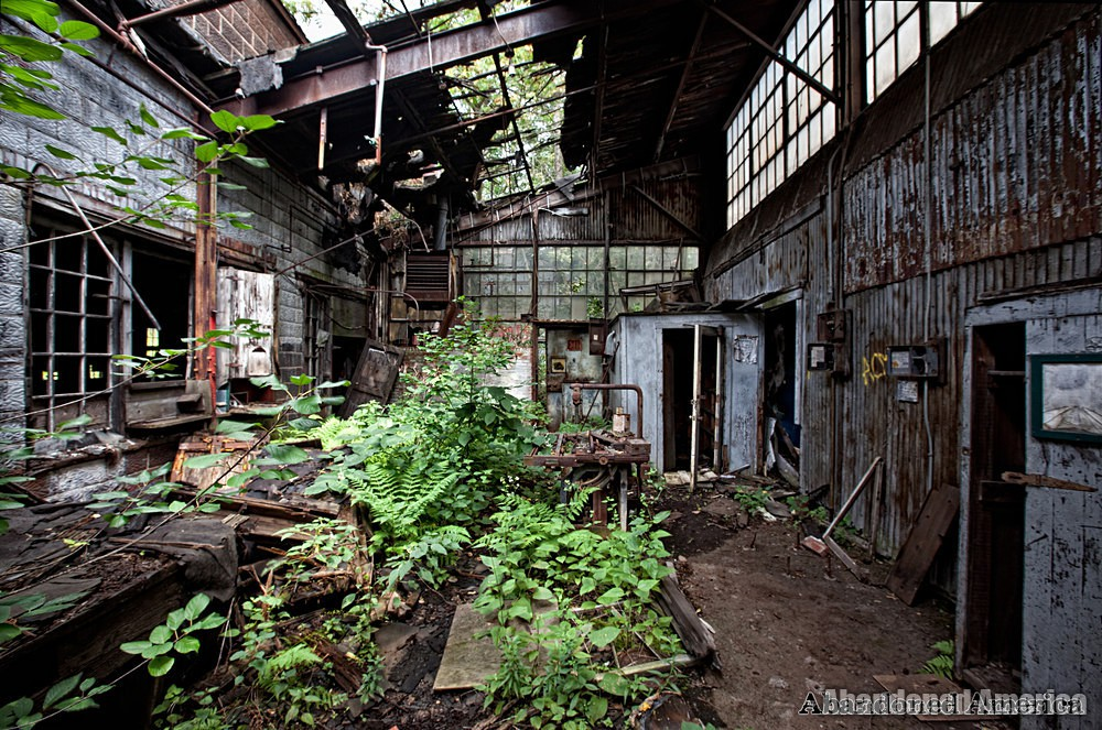 Fort Pitt Casting Co. (McKeesport, PA)  | Abandoned America