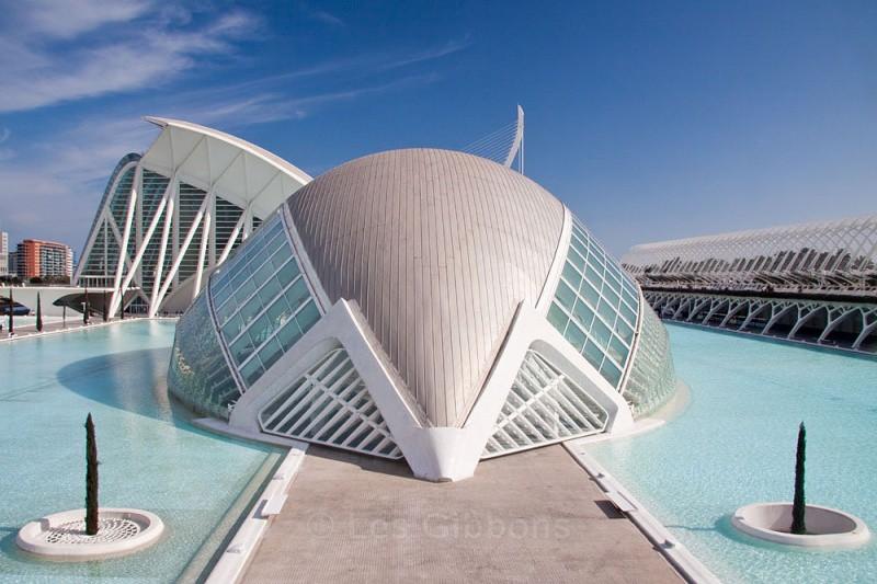 hemisphefic and sciences2 - Valencia