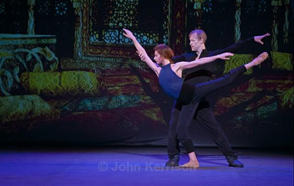 - Igor Zelensky and Ekaterina Kondaurova - Scheherazade