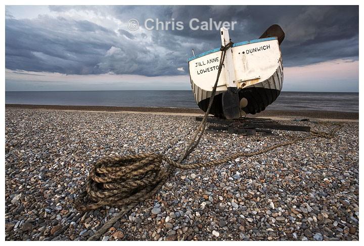 Jill Anne - Suffolk Coastal Scenes
