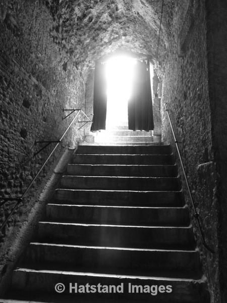 Gladiator's last doorway, Arenes de Vérone - places