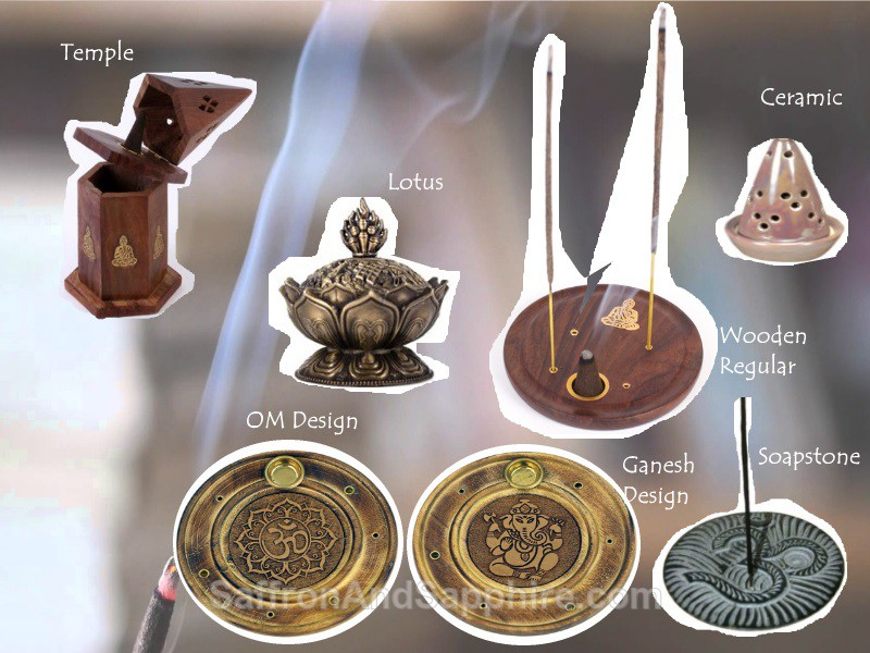 Cone Incense Burners