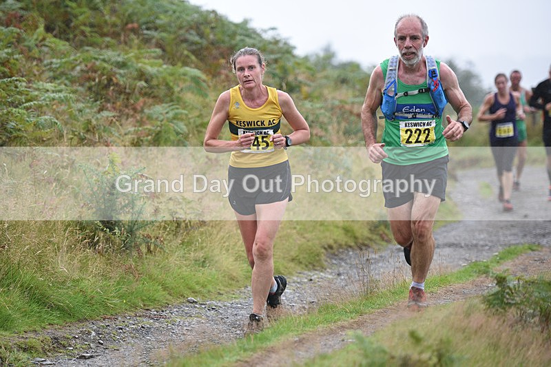 BOR_6429 - Round Latrigg Fell Race Wednesday 16th August 2017