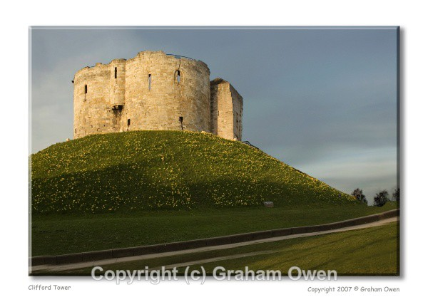 Clifford Tower - York
