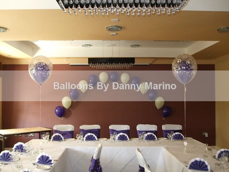 Wedding Arch - Wedding Balloon Photos