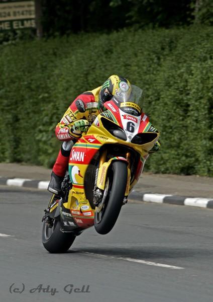 Hutchy - Racing