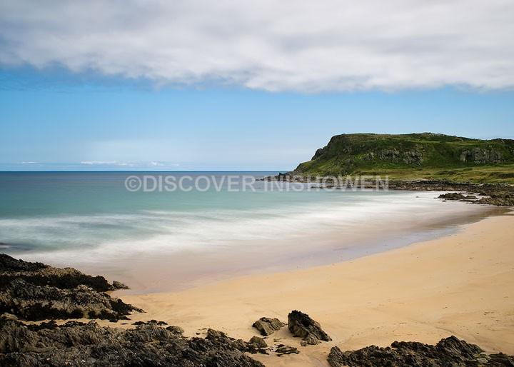 Surfer's Beach, Culdaff - Inishowen peninsula