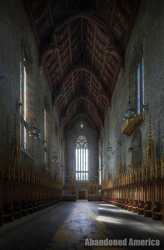 the true nature of the infinite - Chapel of the Trinity*