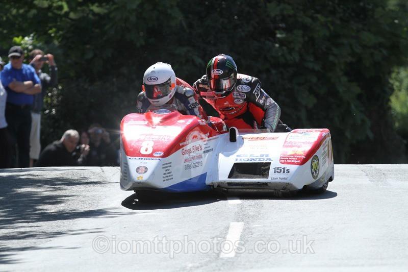 IMG_2299 - Sidecar Race 2 - TT 2013