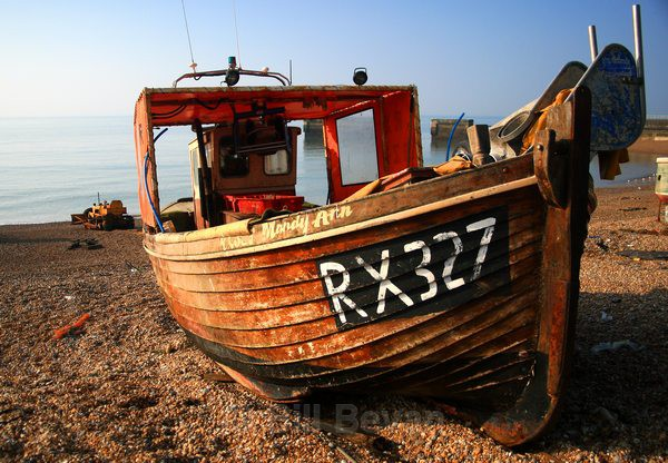Hastings Fishing Fleet 8 - Fleet