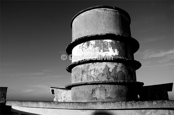 Water Tower - Dereliction