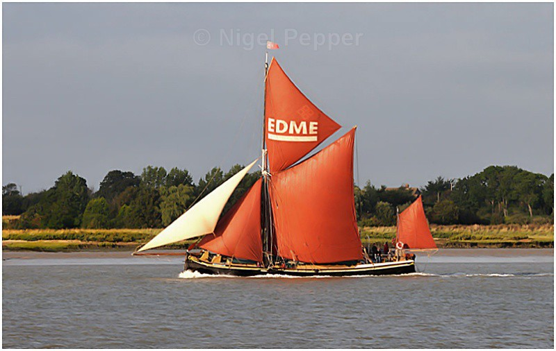 Edme - Colne Barge and Smack Race