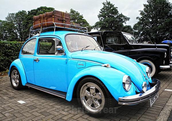 VW Beetle - Automotive
