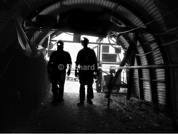 Into The Drift - Potteries Images