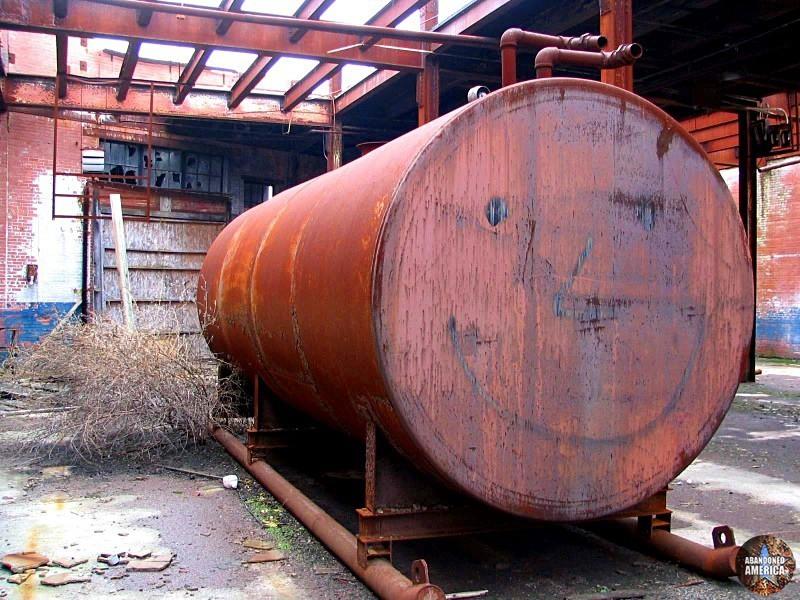 Raymark Industries (Manheim, PA) | Smiley Tank - Raymark Industries