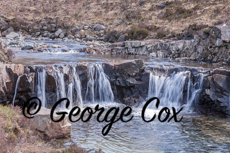Sligachan-Fairy-Pools-Waterfall - Landscapes