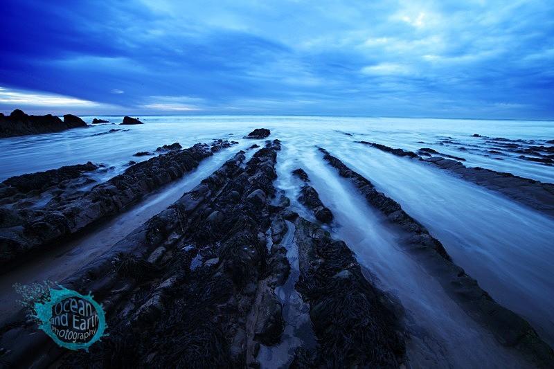 Blue Monday - Seascapes