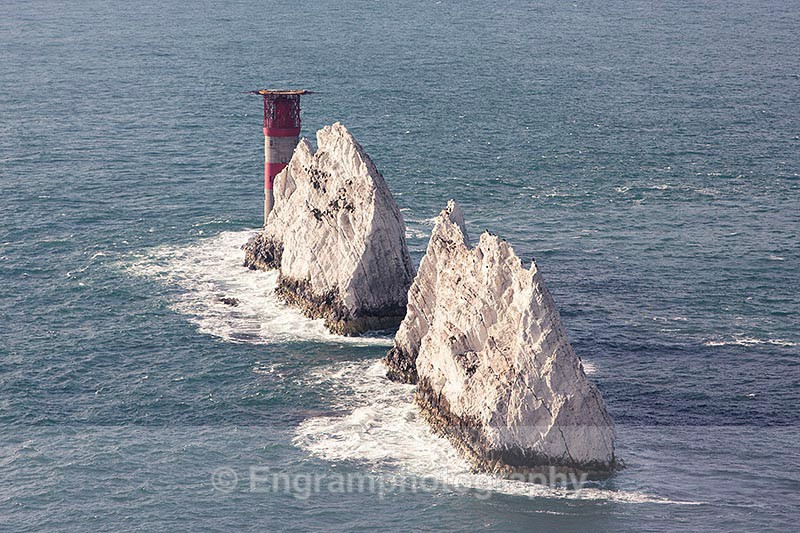 The Needles Isle of Wight-R8672 - Landscapes
